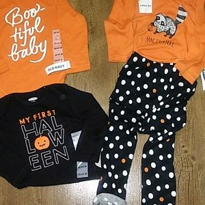 Old navy halloween 18-24 months outfit bodysuit